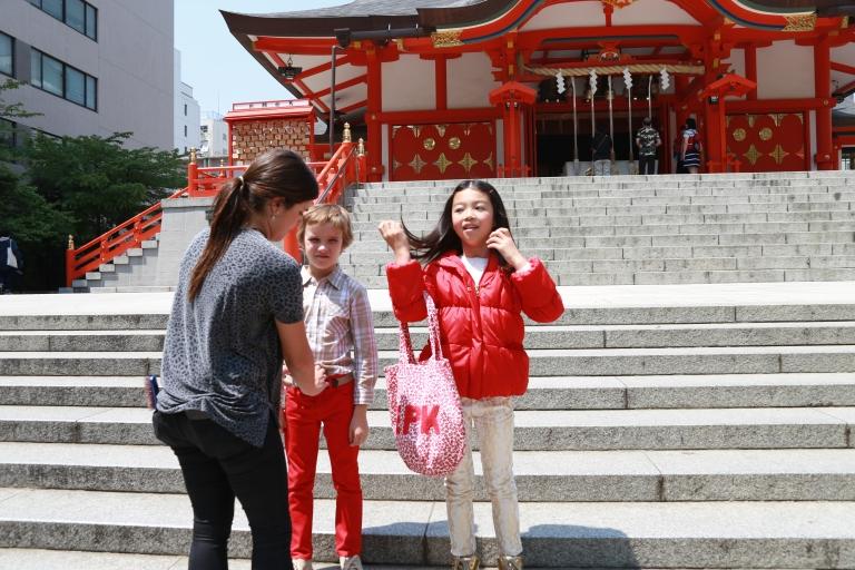 Hanazono Jinja Shrine 2