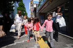 Un día por las calles de Tokyo