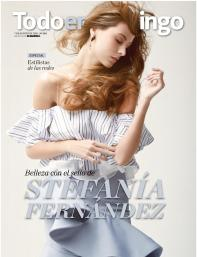 Todo En Domingo 2016 -Stefanía Fernández