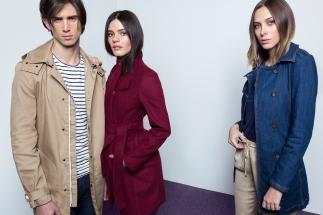 Campaña 2017 - Brands Shops - Rosangelica Piscitelli, Daniela Fermo y Antonio Zafra