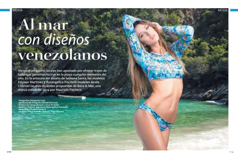 Todo En Domingo 2017 - Bora La Mar Swimwear - Sensación