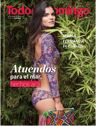 Todo En Domingo 2016 - Bora La Mar Swimwear - Sensación
