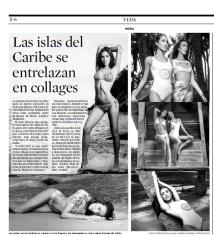 El Universal 2017 - Caribe - Bora La Mar Swimwear