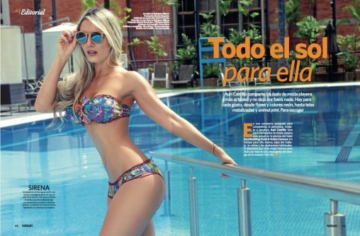 Variedades 2016 - Bora La Mar Swimwear - Sensación