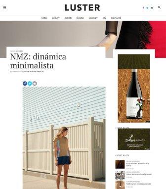 Luster 2017 - NMZ - Paseo de Color