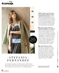 Fucsia 2018 - Stefanía Fernández