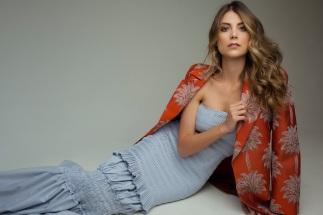 Stefanía Fernández - Cover Variedades Mayo