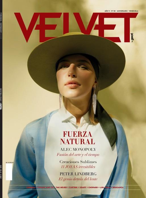 Velvet Magazine - Aniversario 2019