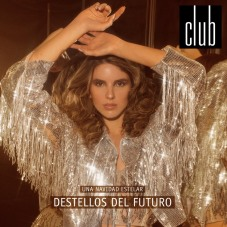 Vanessa Domínguez - Club Magazine Holiday 2019