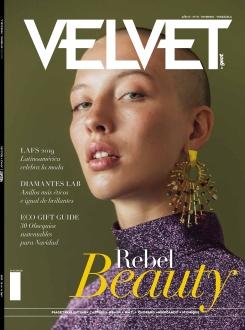 Velvet Magazine Coverstory Winter 2019